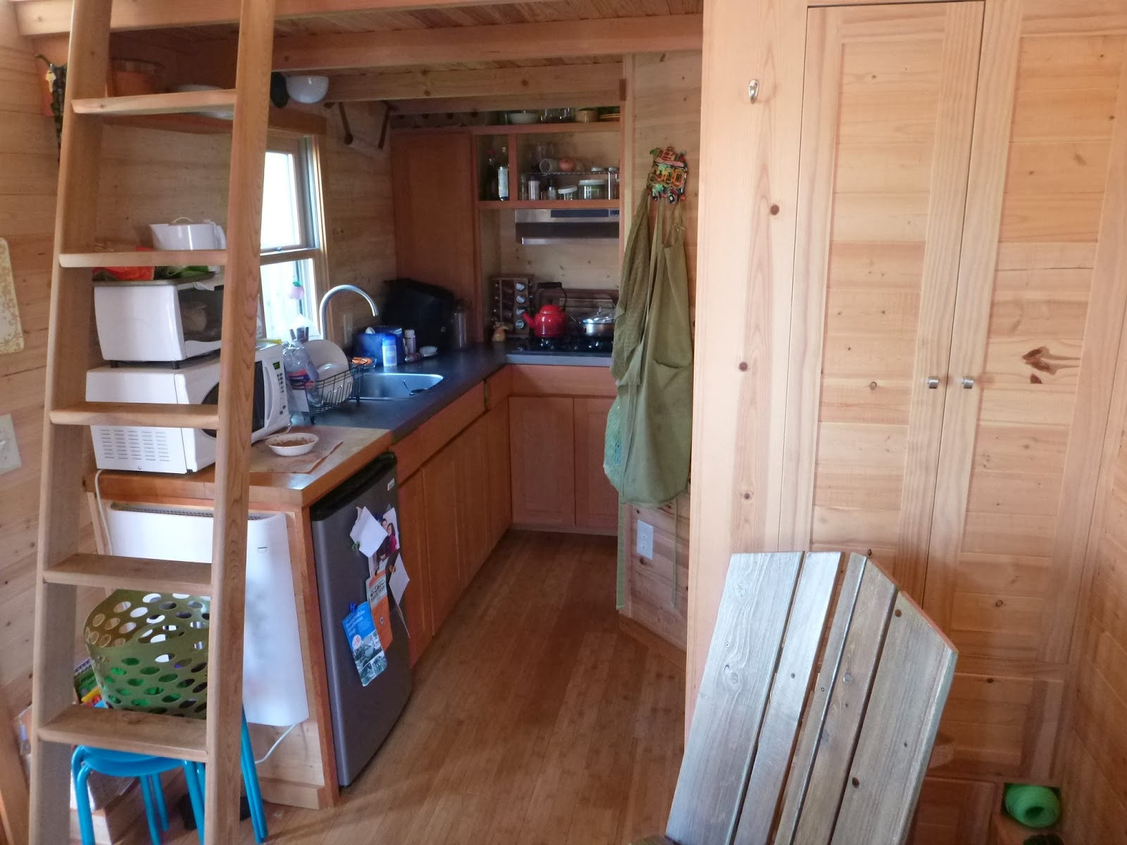 Tiny House Sitting Lauras Blog