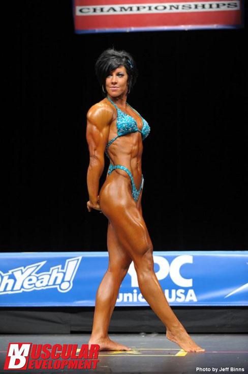 Dana Linn-Bailey Female Bodybuilding Blog
