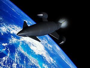 Pesawat hypersonic Skylon