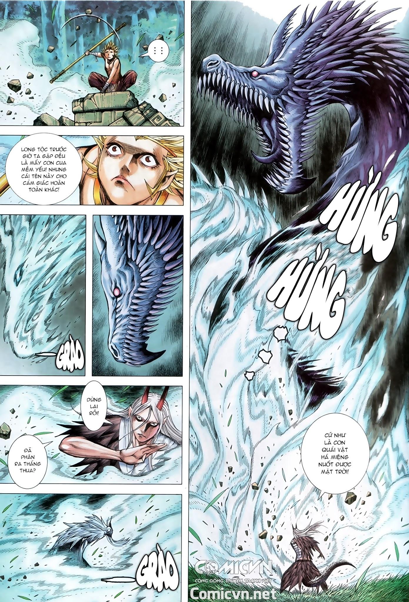 Tây Du chap 104 Trang 10 - Mangak.info