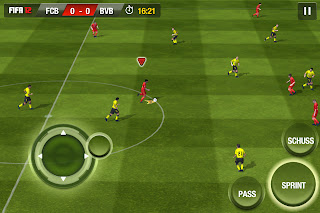 Mali 400 Apk+Data: FiFa 12 HVGA HD
