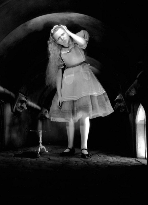 vintage hollywood alice in wonderland