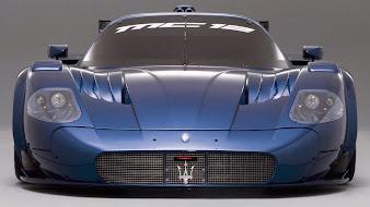 #14 Maserati Wallpaper