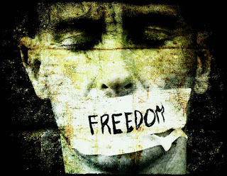 person, freedom, face