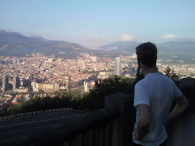 Correr en Bilbao. Artxanda