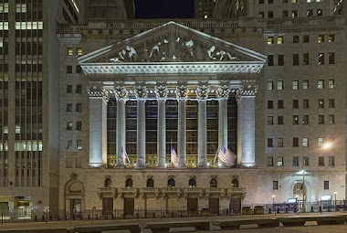 Wall Street – New York Stock Exchange – Federal Hall
