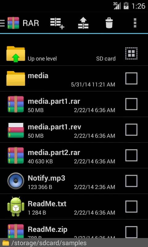 RAR for Android Premium v5.30 build 36