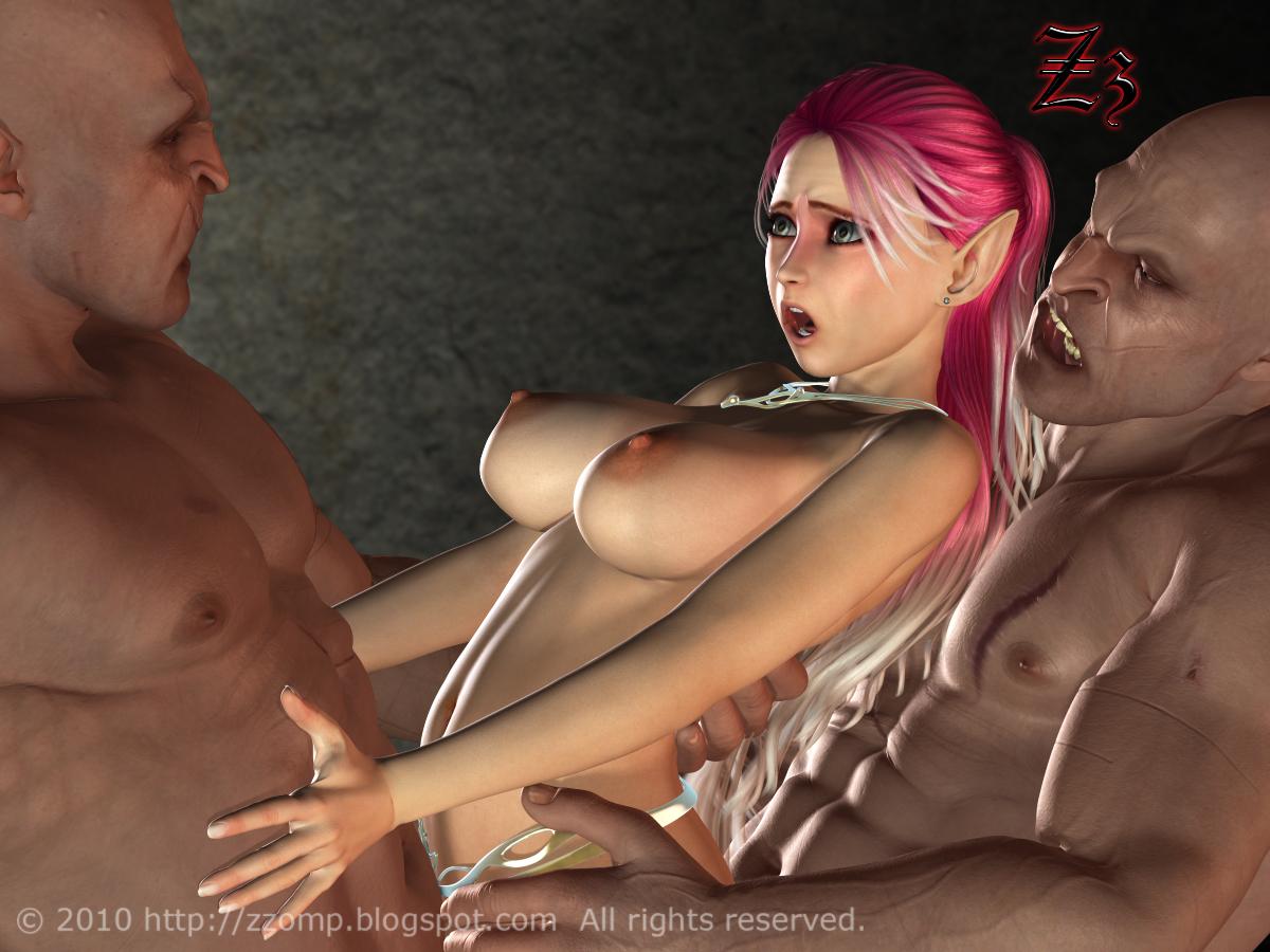 Секс с монстрами онлайн мультики 4 фотография