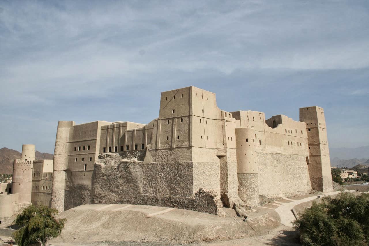 Bahla Oman  city photo : Travel Trip Journey: Bahla Fort Oman