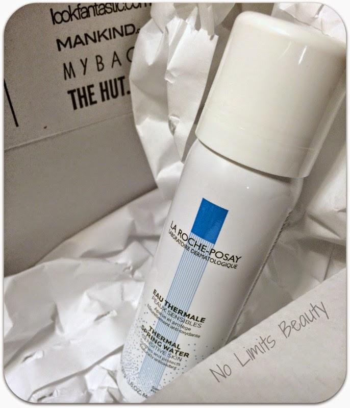 LookFantastic: base de maquillaje de LRP? Pues no, agua termal... :-(