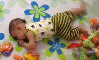 The Recycling Occupational Therapist Tummy Time Blog Hop
