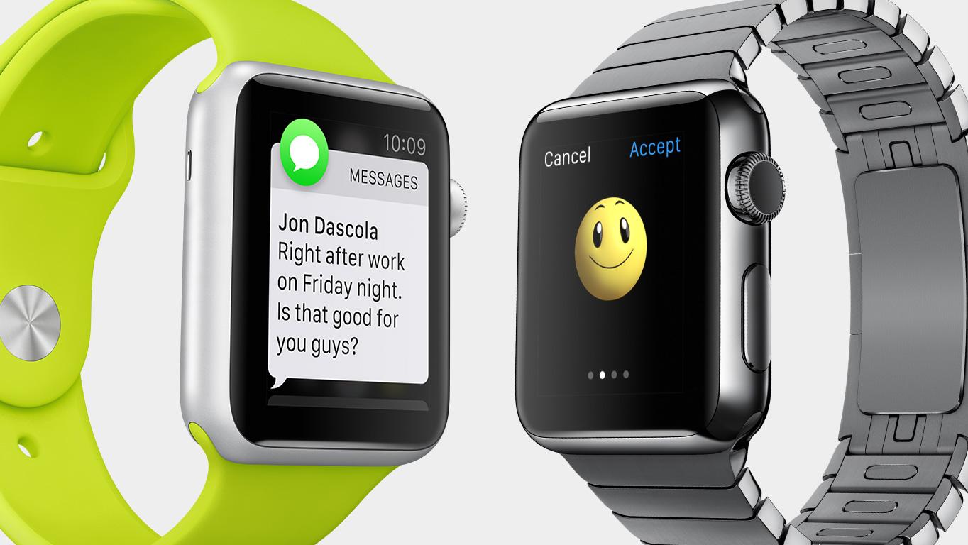 Apple Watch - Emoji