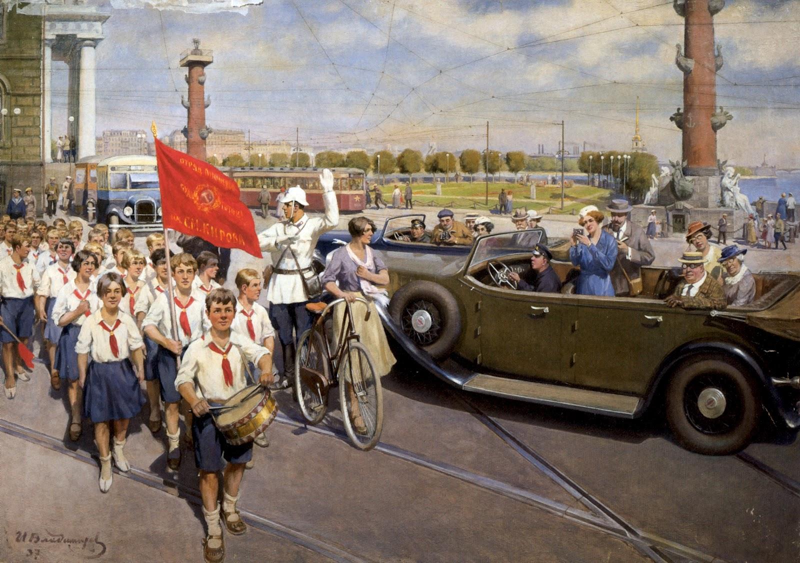 СССР глазами иностранцев