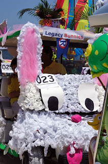 Ldubs pretty pictures golf carts decorated for easter for Golf decoration ideas