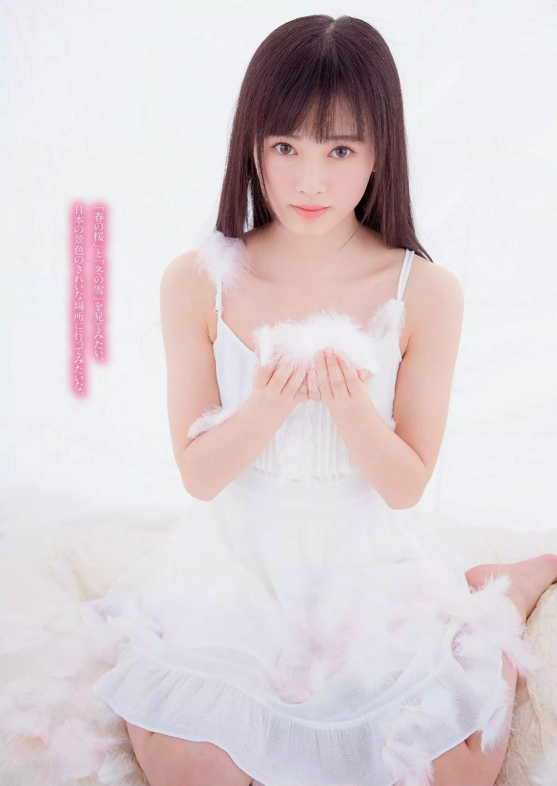 Ju Jingyi 鞠婧祎 Weekly Playboy No 5 2015 Photos 05