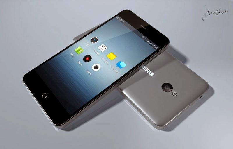 Meizu Blue Charm Note, Harga dan Spesifikasi Phablet Octa Core 2GHz