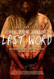 Johnny Frank Garretts Last Word (2016) WEBRip