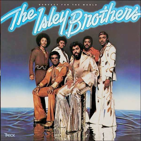 Isley Brothers, The - Spend The Night (Ce Soir)