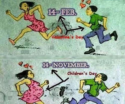 Valentine day jokes