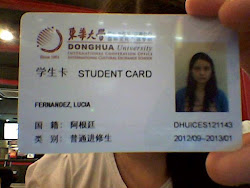 ¡La hija China llegó a la China!