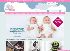 Tienda de bebe online