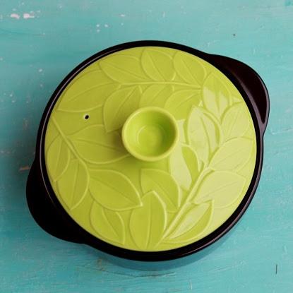 Garnek ceramiczny Nature Cook Neoflam i barszcz ukraiński