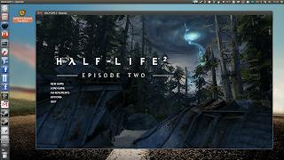 Half-Life 2: Episode Two Ubuntu