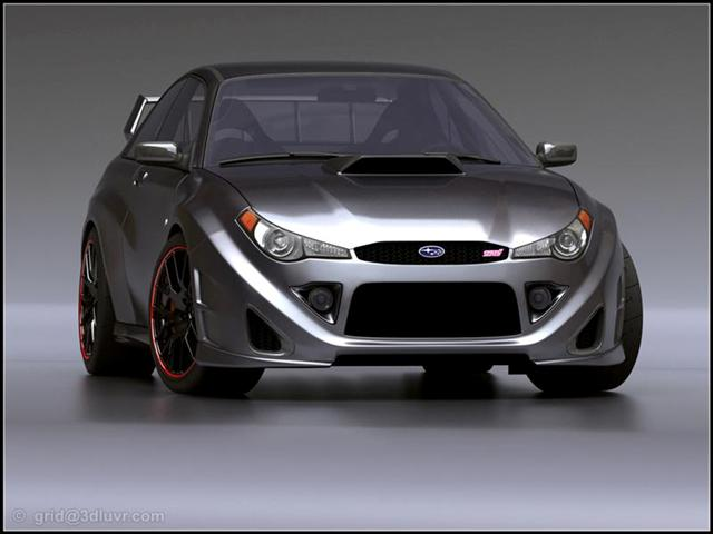 "New Subaru Wrx Sti 2011. ""The 2011 4-door WRX STI"