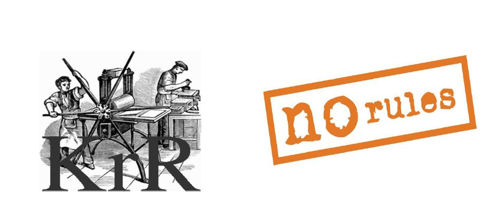 "Promocija časopisa ""No rules"" na štandu Književne radionice Rašić"