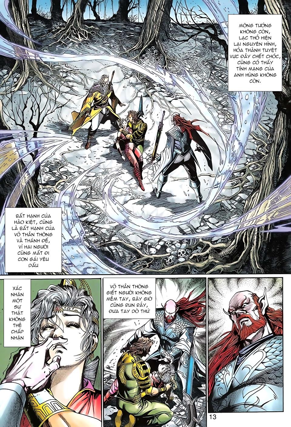 Thần binh huyền kỳ 3 - 3.5 Chapter 91 - Hamtruyen.vn