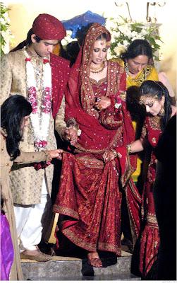 Iman Ali wedding