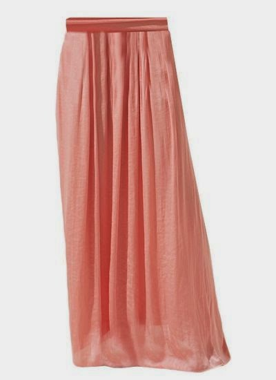 Tenue hijab jupe longue