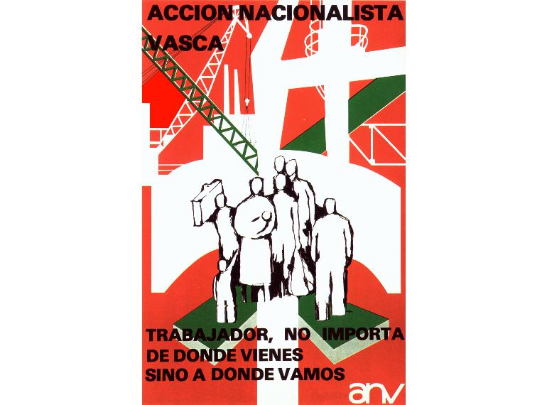 REVISTA EUZKADI - PNV - PARTIDO NACIONALISTA VASCO - Nº 17 / 30-3-1977