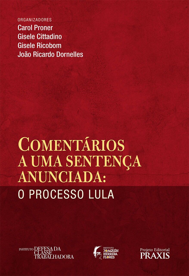 """Comentários a uma sentença anunciada"" — Download gratuito!"