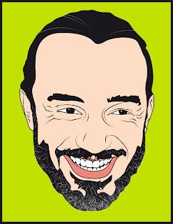 Uno de los retratos de Camil