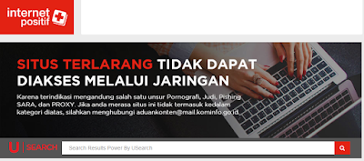 Cara Buka Blokir Internet Positif dengan Web Proxy