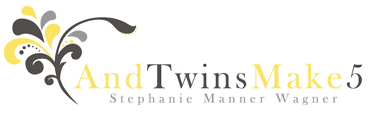 And Twins make 5! - A Mommy Blog