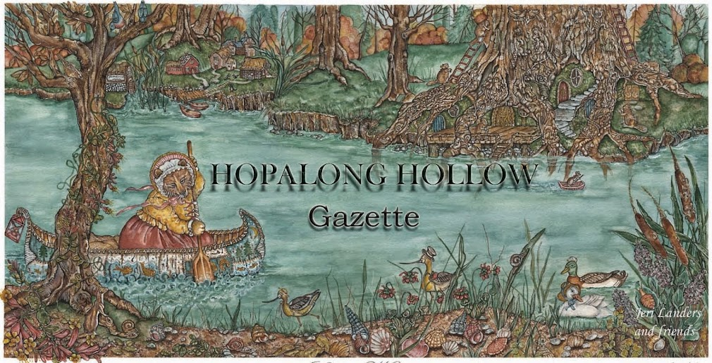 Hopalong Hollow Gazette