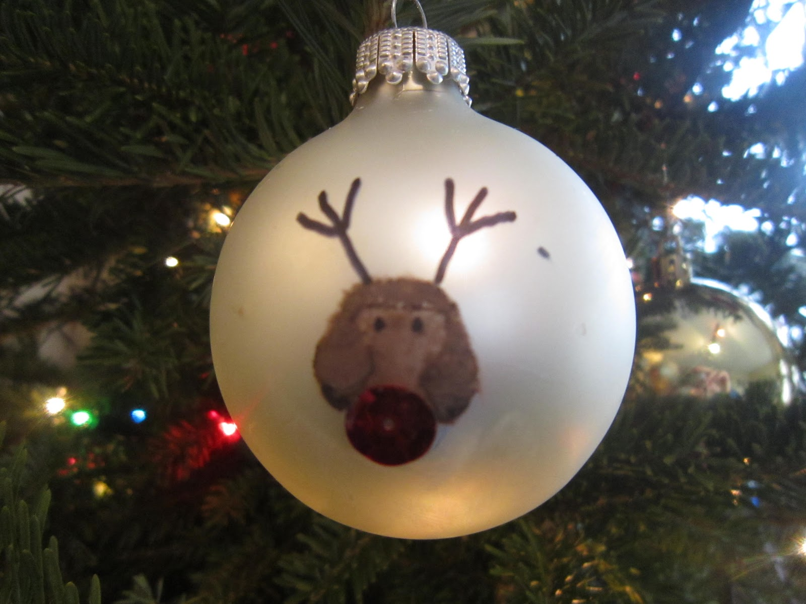 Christmas tree decoration, Christmas craft, kids' craft