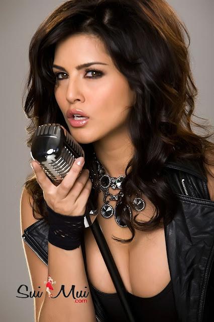 Sunny Leone Latest Hot Photo Shoot Photos
