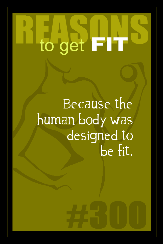 365 Reasons to Get Fit #300