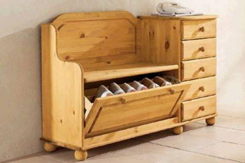 Image Result For Hall Tree Bench