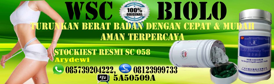 WSC BIOLO Agen Resmi  Denpasar Bali