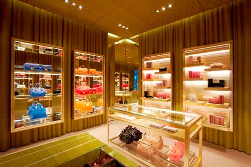 Miu Miu Boutique in Holt Renfrew, Toronto