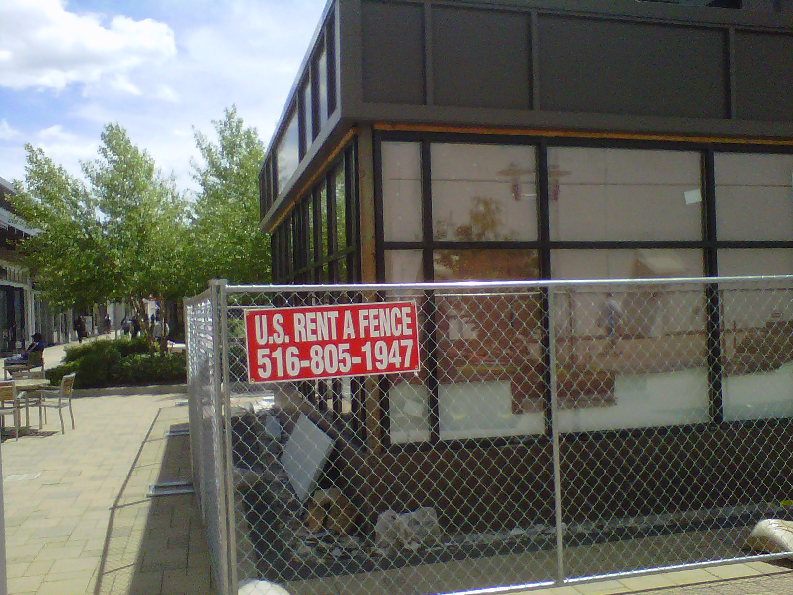 U S Rent A Fence Rent A Fence In Westchester County Ny