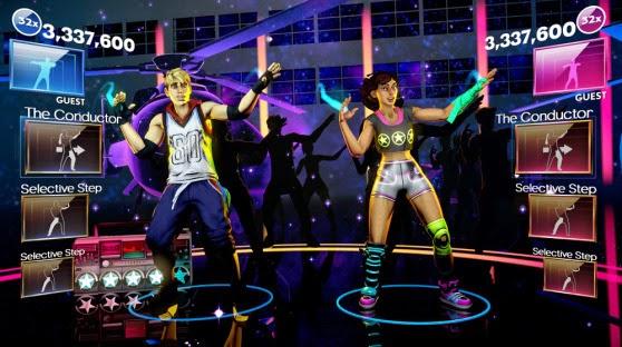 videojuego musica baile