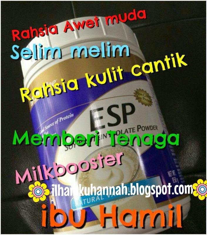 Manfaat ESP Shaklee