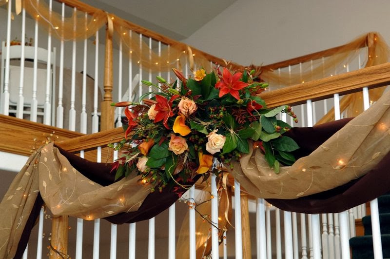 Cheap wedding ideas for fall cheap wedding ideas for Discount wedding reception decorations