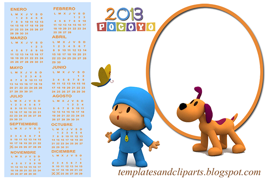 Here Are Some Cartoon Calendars For 2013