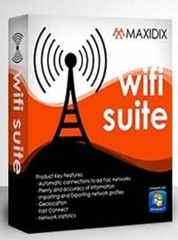 Maxidix Wifi Suite 11.11.8 + Registro